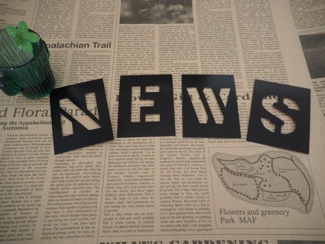 新聞のニュース