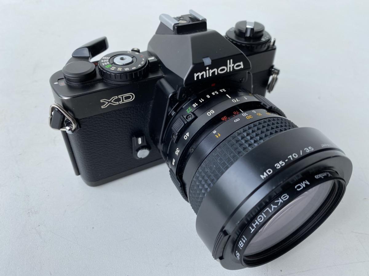MINOLTAカメラ