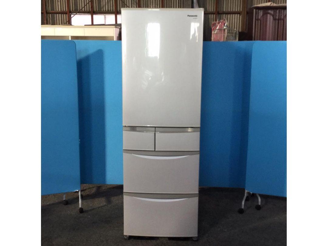 パナソニック 冷蔵庫 426L 2012年製 NR-ETR436-H