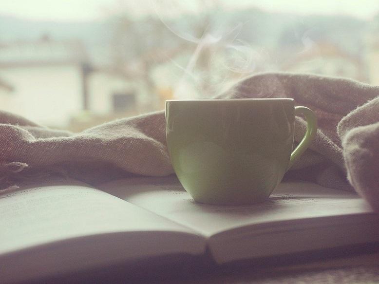 コーヒーとゆっくりと流れる時間