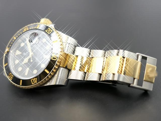 キラキラの時計
